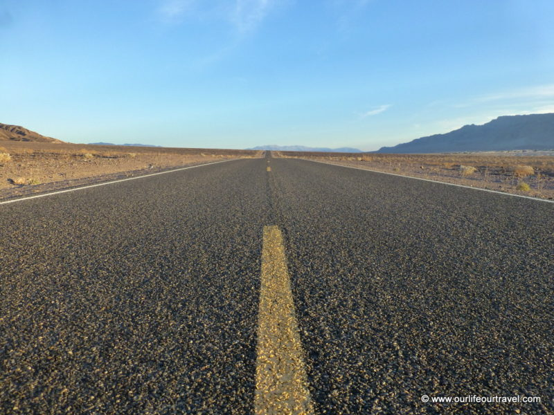 Road tripping - Death Valley National Park, USA