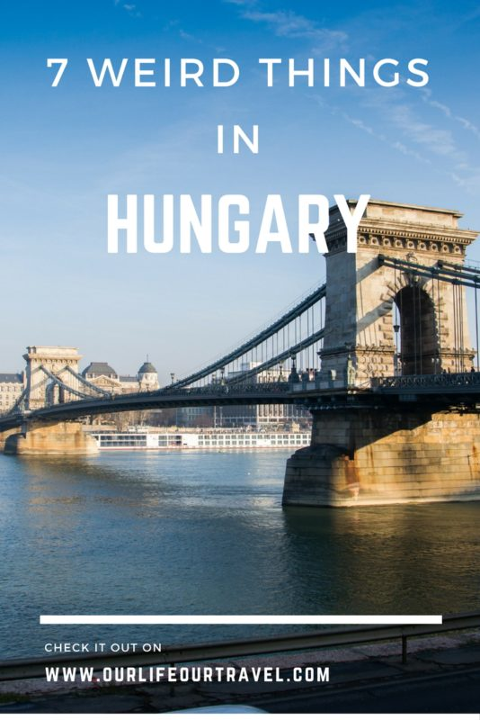 7 weird things in Hungary: interesting habits and observations about local life