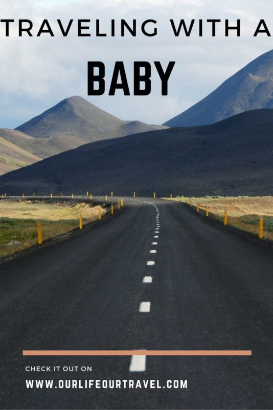 Guide | How to travel with a baby?