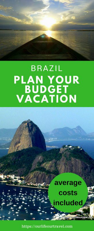Budget trip to Brazil! How much a trip to Brazil costs? Is it possible to have a budget holiday? Check out our spending during our one month long trip. Rio de Janeiro, Sao Paulo, Manaus, Belém, Sao Luis and some more locations! #brazil #budget #vacation #holidays #amazonia