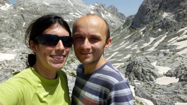 Albanian Alps Theth