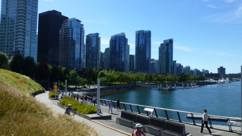 Canda Vancouver downtown