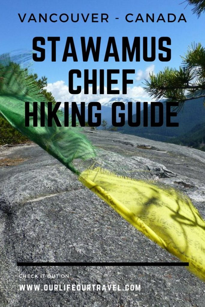 Stawamus Chief Hiking Guide - The best hiking destinations near Vancouver, BC, Canada