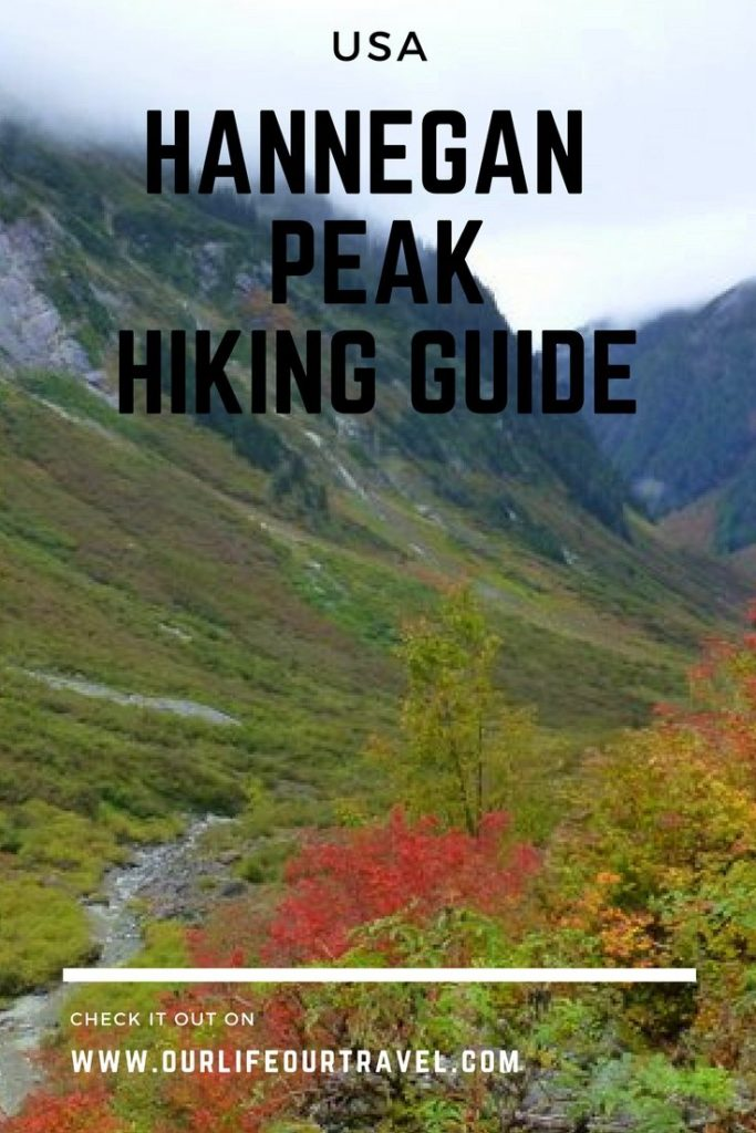 Hiking guide to Hannegan Peak, Washington, USA