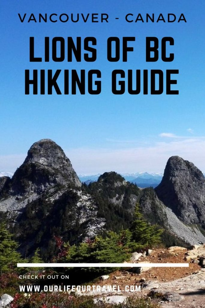 Hiking Guide to the Lions of British Columbia   BC   Vancouver   Canada