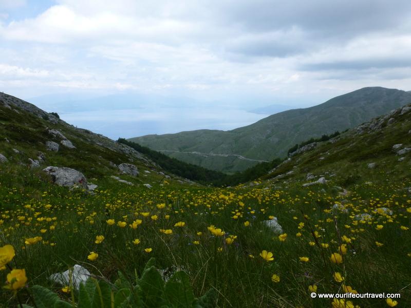 Galicica National Park, Macedonia