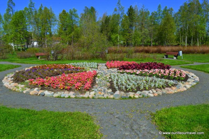 Tornio Arboretum