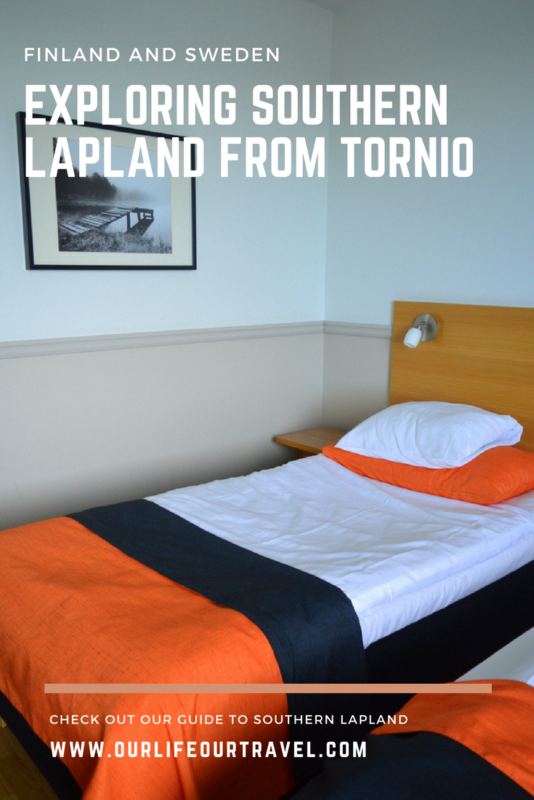 Exploring Southern Lapland from Park Hotel Tornio