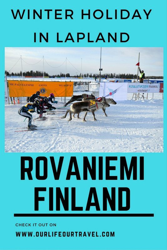 Detailed city guide to Rovaniemi. Places to stay, winter activities to try, transportation and city guide. Lapland, Finland