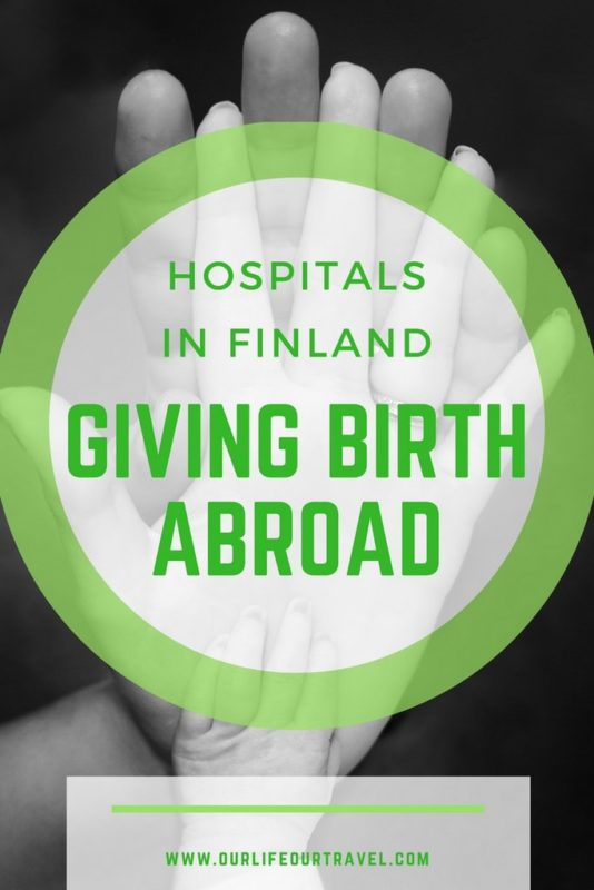 Why did I give birth in Finland? How much does it cost? Is it safe? What is the content of the famous Finnish Baby Box? Giving birth abroad was the best choice. #finland #baby #box #birth #rovaniemi #healthcare