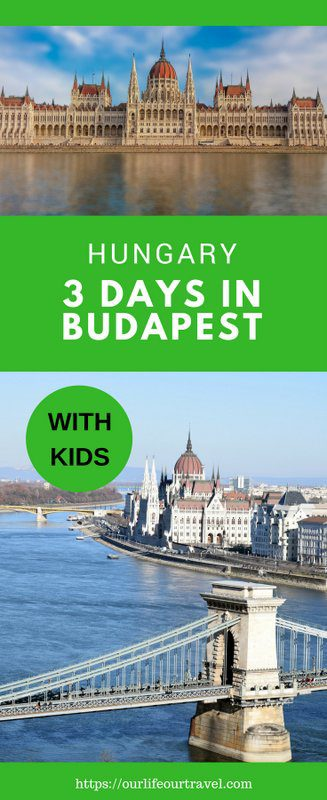 3-Days Guide to Budapest with Kids, Hungary   Best sights and local tips. Child-friendly itinerary #budapest #travel #hungary #3days #kidfriendly