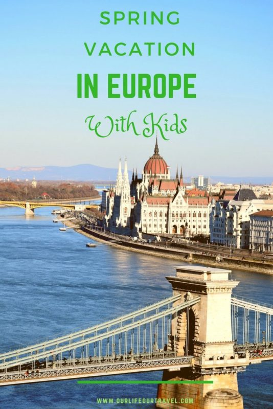 Best Cities In Europe With Kids
