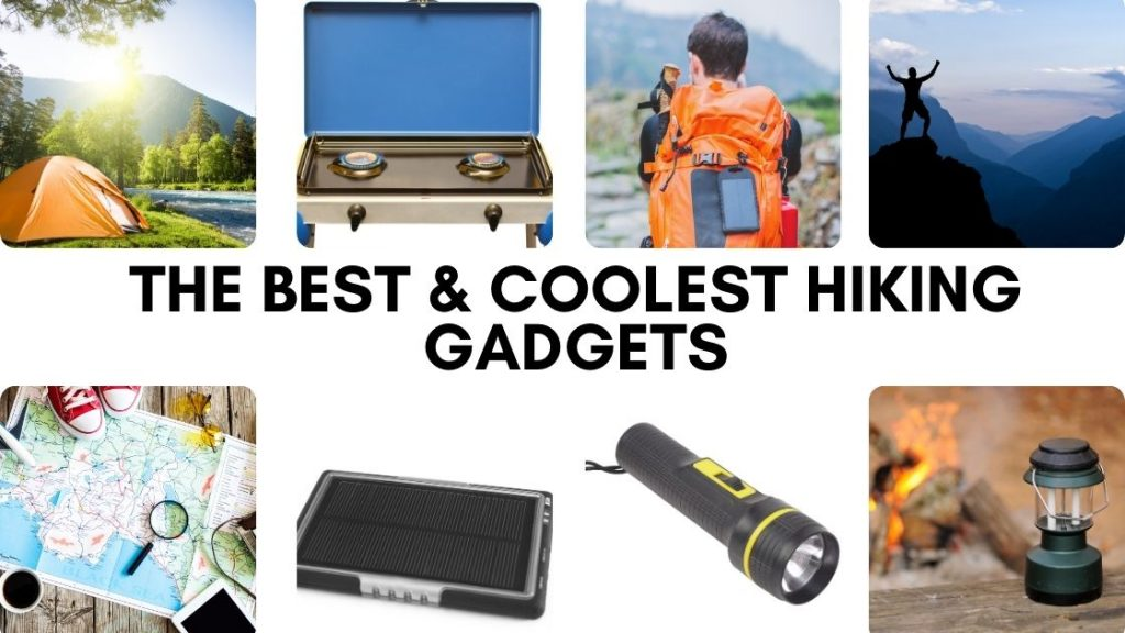 best hiking gadgets and best camping gadgets cover pic
