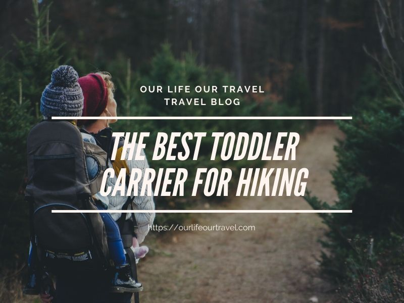 The Best Toddler Carrier for Hiking