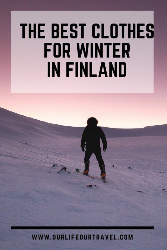 Best clothes for winter in Finland and Lapland. Thermal clothing. Winter  wear. Warm 20d24d55789