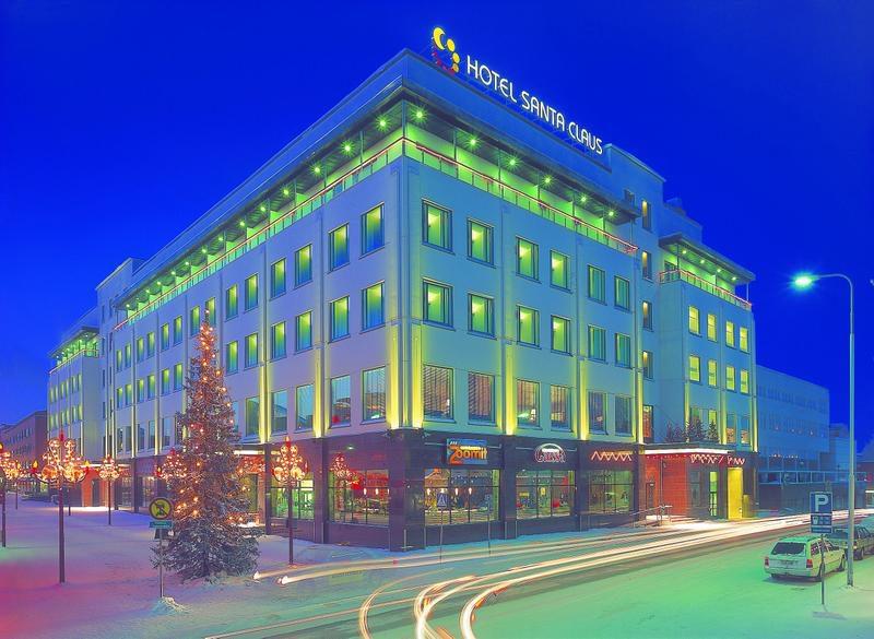 Santa's Hotel