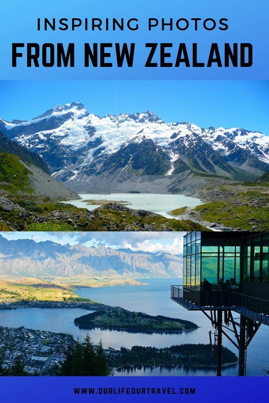 New Zealand is a photographers dream. Full of beautiful photo spots. Here are the most Instagrammable places in New Zealand. From the North Island to the South Island. #newzealand #photography #autumn#fall #nz