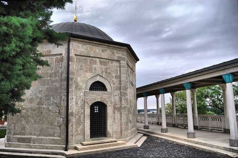 Europe Northernmost Islamic holy place: Tomb of Gül Baba