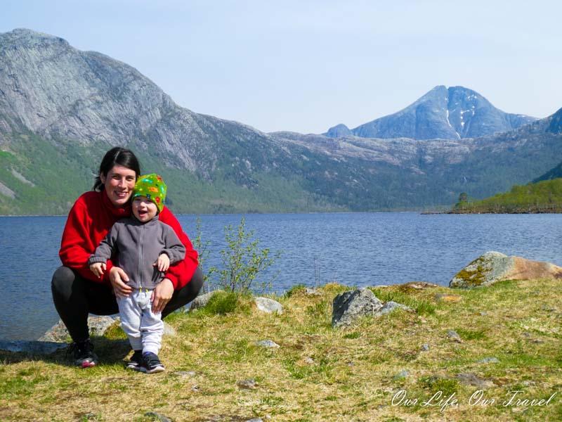 Rosendal kirándulás Norvégiában