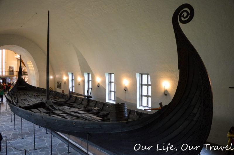 Viking-hajó múzeum (Vikingskipshuset
