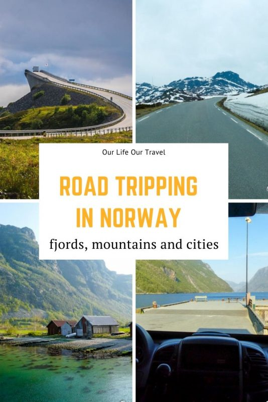 Road Tripping in Norway by Car | The Best Places to See in Norway