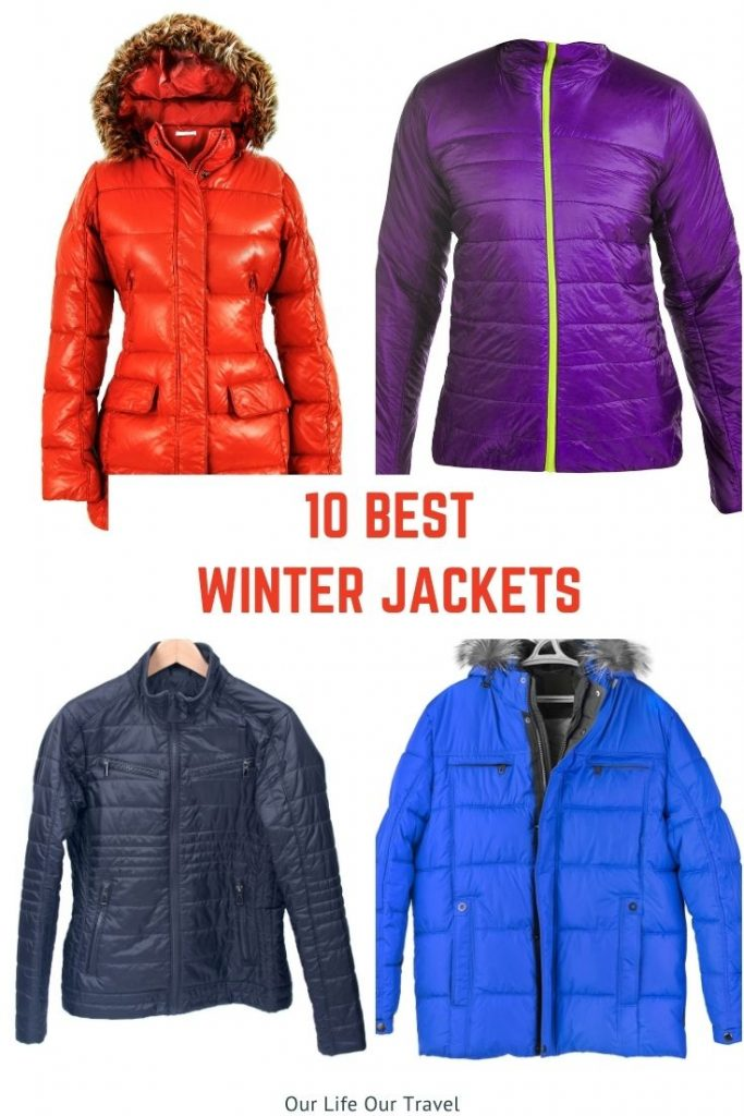 the best winter jackets for women and men