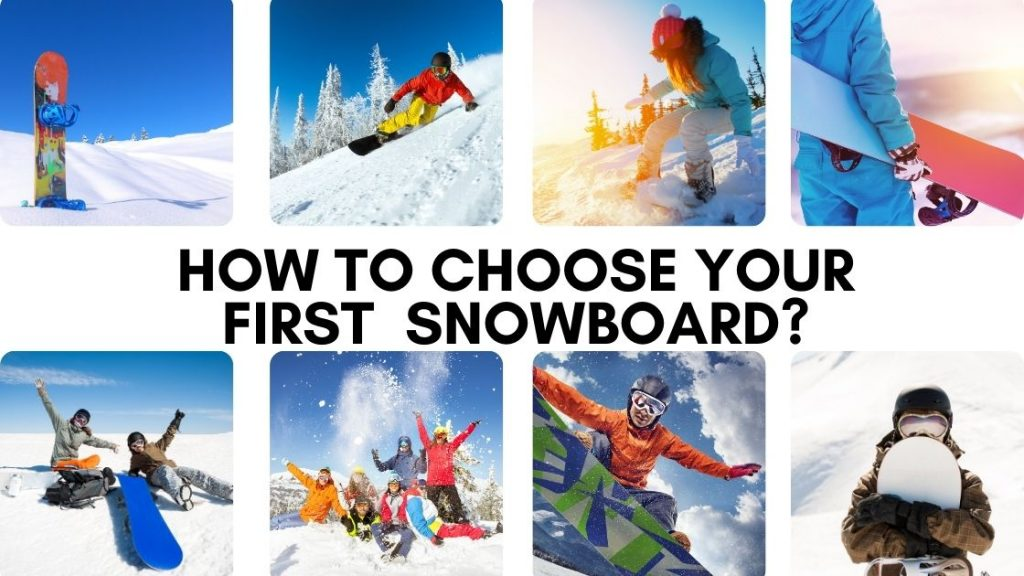 how to choose the best snowboard for beginners