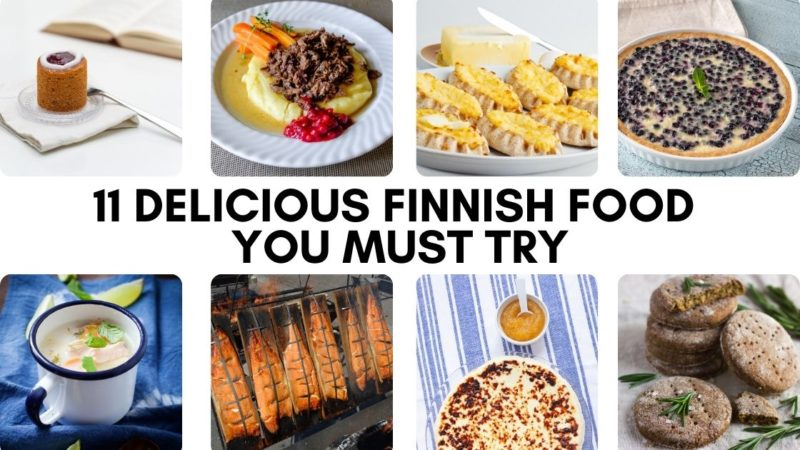 traditional finnish food list - food from finland you must try